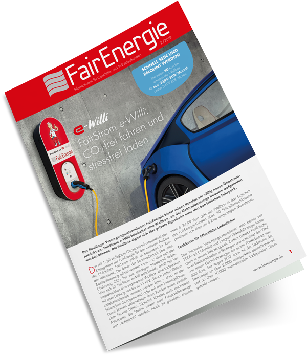 FairEnergie Newsletter