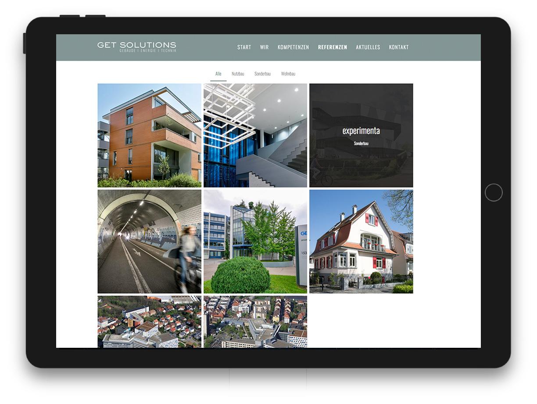 Get Solutions Website