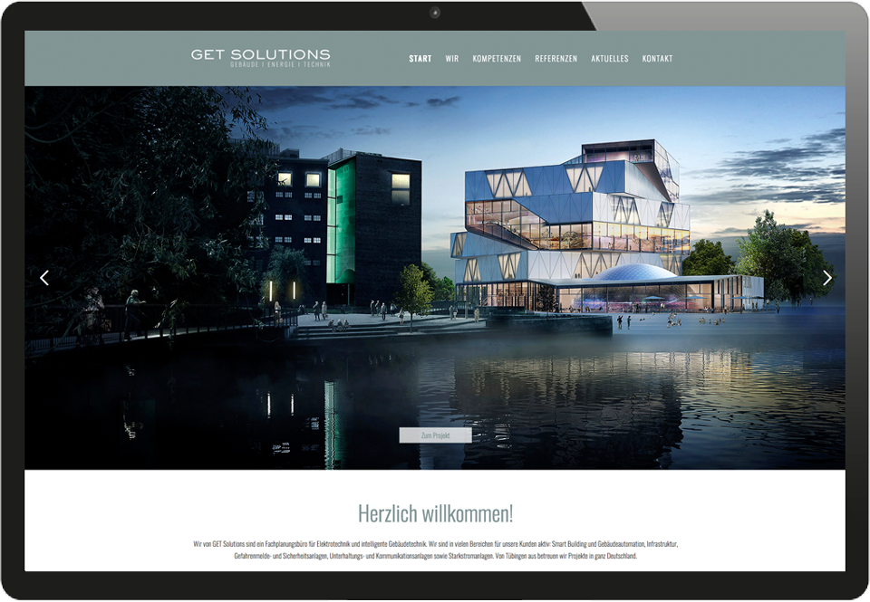 Get Solutions Website