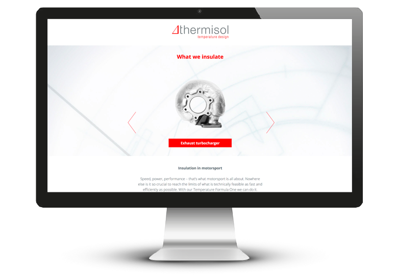 Thermisol Website