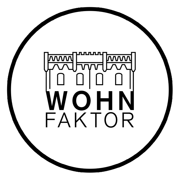 Wohnfaktor Logo