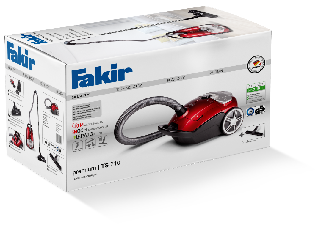 Fakir premium TS 710