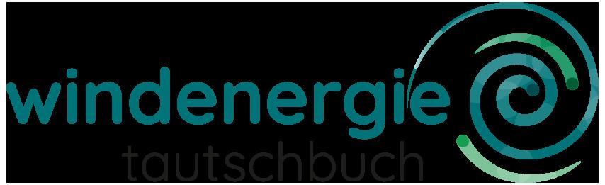 Windenergie Tautschbuch Logo Logoentwicklung