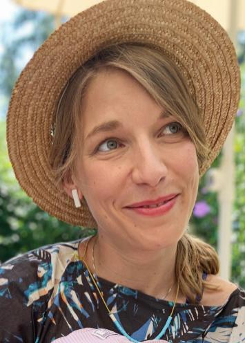 bunte büffel Werbeagentur Designerin Claudia Kappenberger