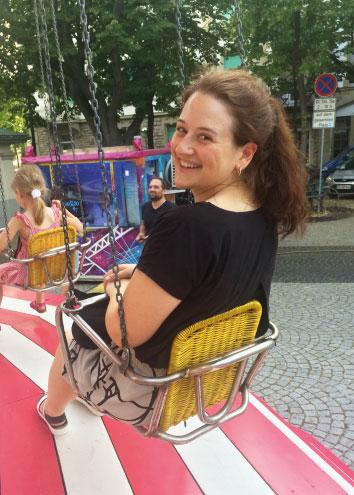 bunte büffel Werbeagentur Designerin Larissa Frank